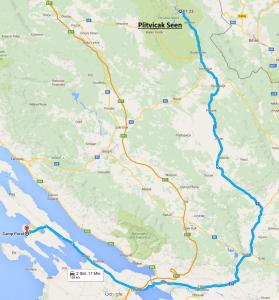 Kroatien_Tagestour_Plizwizer_Seen