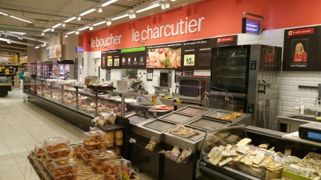 F-Supermarkt